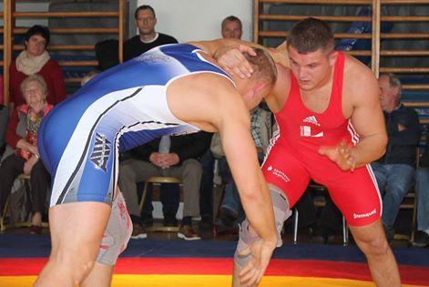 RKG rüstet im Schwergewicht nach: Adam Filipczak im Anflug