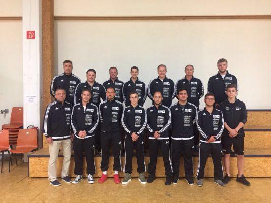 Regionalliga – Saisonstart in Hausen-Zell