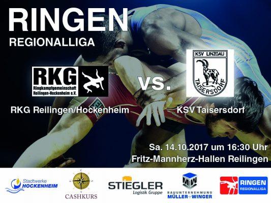 Kampfvorschau: RKG empfängt Tabellenschlusslicht