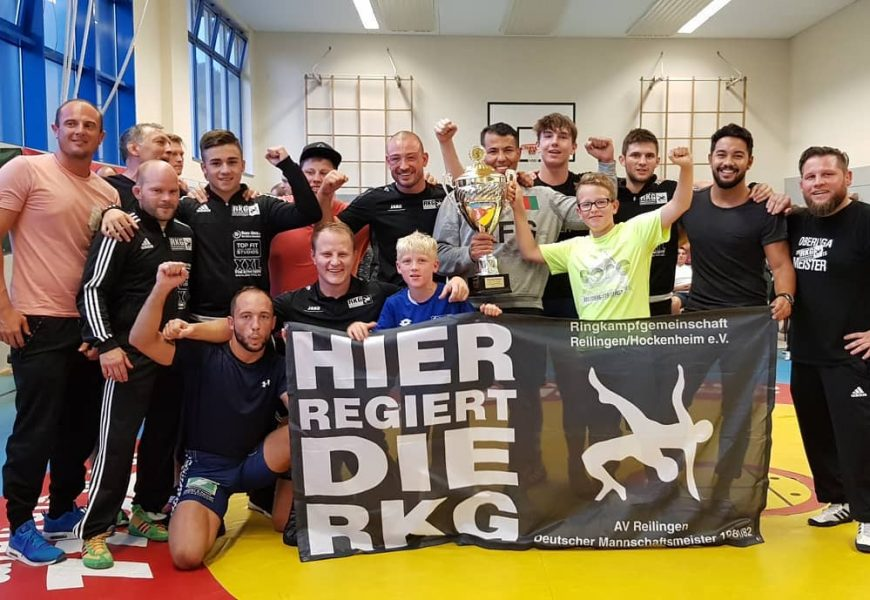 RKG schnappt sich den NBRV Pokal