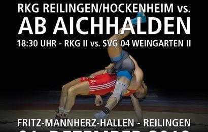 Kampfvorschau: RKG sucht Turnaround gegen Aichhalden