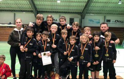 Verbandsligameister: RKG Schülern gelingt sensationeller Erfolg