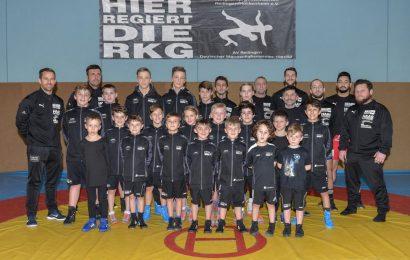 RKG Athleten bereiten sich auf Landesmeisterschaften vor