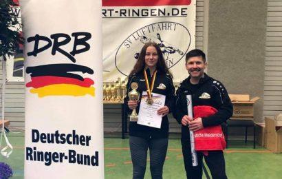 Deutsche Meisterin – Jessica Schrenk siegt in Berlin