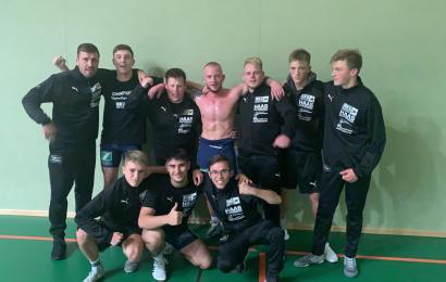 RKG II gewinnt spannenden Kampf in Eppelheim