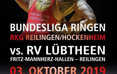 RKG am Doppelkampftag mit erstem Bundesliga Heimkampf
