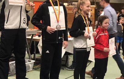 Drei Erstplatzierte bei den Landesmeisterschaften Freistil 2020