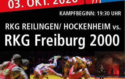 Duell der Ringkampfgemeinschaften zum Start der Ringen Bundesliga