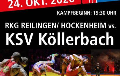 Bundesliga geht weiter: RKG empfängt Topfavoriten aus Köllerbach