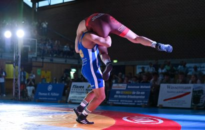 Kampfvorschau: RKG zum dritten Mal auswärts